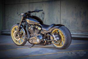 Harley Davidson Breakout Custombike Ricks 022