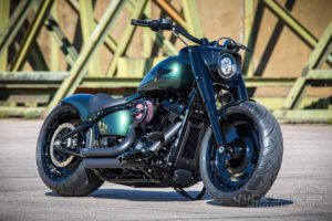 Harley Davidson Fat Boy 260 Custombike Ricks 001