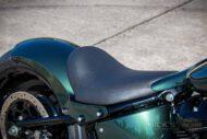Harley Davidson Fat Boy 260 Custombike Ricks 007