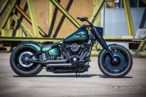 Harley Davidson Fat Boy 260 Custombike Ricks 010
