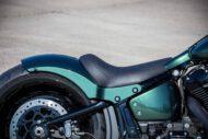 Harley Davidson Fat Boy 260 Custombike Ricks 015