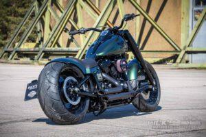 Harley Davidson Fat Boy 260 Custombike Ricks 026