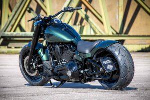 Harley Davidson Fat Boy 260 Custombike Ricks 027