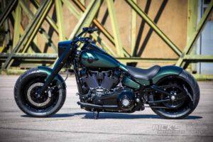Harley Davidson Fat Boy 260 Custombike Ricks 041