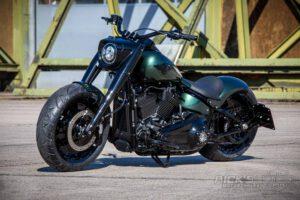 Harley Davidson Fat Boy 260 Custombike Ricks 053