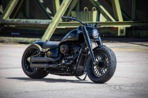 Harley Davidson Fat Boy 300 Screaming Eagle Custom 001