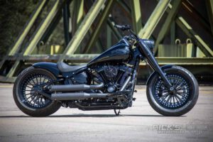 Harley Davidson Fat Boy 300 Screaming Eagle Custom 010