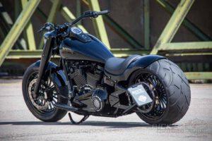 Harley Davidson Fat Boy 300 Screaming Eagle Custom 026