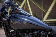 Harley Davidson Fat Boy 300 Screaming Eagle Custom 045