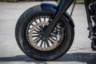 Harley Davidson Fat Boy 300 Screaming Eagle Custom 048