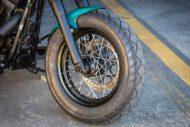 Harley Davidson Slim Bobber TwinCam Ricks Softail 003