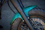 Harley Davidson Slim Bobber TwinCam Ricks Softail 013