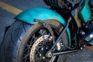 Harley Davidson Slim Bobber TwinCam Ricks Softail 019