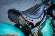 Harley Davidson Slim Bobber TwinCam Ricks Softail 020