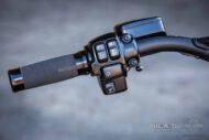 Harley Davidson Slim Bobber TwinCam Ricks Softail 021