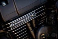 Harley Davidson Slim Bobber TwinCam Ricks Softail 024