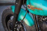 Harley Davidson Slim Bobber TwinCam Ricks Softail 029