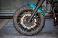 Harley Davidson Slim Bobber TwinCam Ricks Softail 039