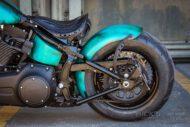 Harley Davidson Slim Bobber TwinCam Ricks Softail 041