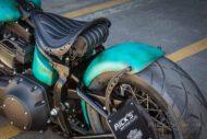 Harley Davidson Slim Bobber TwinCam Ricks Softail 047
