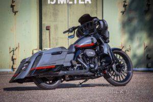 Harley Davidson CVO Street Glide 23Zoll Ricks 018