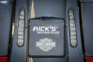 Harley Davidson CVO Street Glide 23Zoll Ricks 031