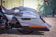Harley Davidson CVO Street Glide 23Zoll Ricks 036