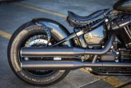 Harley Davidson Softail Standart Bobber Ricks 012