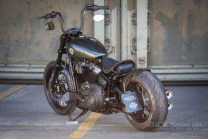 Harley Davidson Softail Standart Bobber Ricks 047