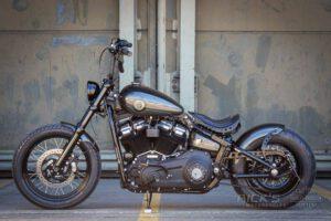 Harley Davidson Softail Standart Bobber Ricks 049