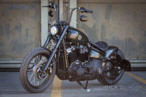 Harley Davidson Softail Standart Bobber Ricks 060