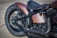 Harley Davidson Twin Cam Softail Slim Bobber Ricks 008