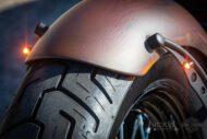 Harley Davidson Twin Cam Softail Slim Bobber Ricks 010