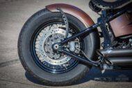 Harley Davidson Twin Cam Softail Slim Bobber Ricks 016