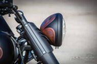 Harley Davidson Twin Cam Softail Slim Bobber Ricks 021
