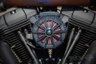 Harley Davidson Twin Cam Softail Slim Bobber Ricks 023