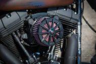 Harley Davidson Twin Cam Softail Slim Bobber Ricks 024