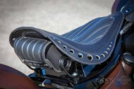 Harley Davidson Twin Cam Softail Slim Bobber Ricks 028