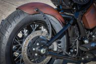 Harley Davidson Twin Cam Softail Slim Bobber Ricks 029