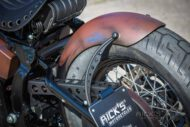 Harley Davidson Twin Cam Softail Slim Bobber Ricks 037
