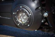 Harley Davidson Twin Cam Softail Slim Bobber Ricks 040