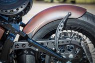 Harley Davidson Twin Cam Softail Slim Bobber Ricks 048