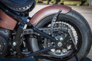 Harley Davidson Twin Cam Softail Slim Bobber Ricks 049