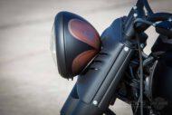 Harley Davidson Twin Cam Softail Slim Bobber Ricks 050