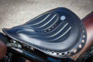 Harley Davidson Twin Cam Softail Slim Bobber Ricks 053