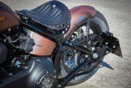 Harley Davidson Twin Cam Softail Slim Bobber Ricks 060