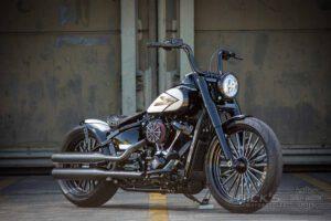 Harley Davidson M8 Softail Slim Bobber Ricks016