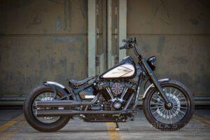 Harley Davidson M8 Softail Slim Bobber Ricks019