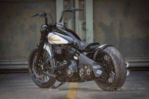 Harley Davidson M8 Softail Slim Bobber Ricks039