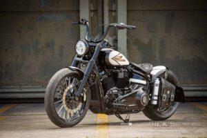 Harley Davidson M8 Softail Slim Bobber Ricks066